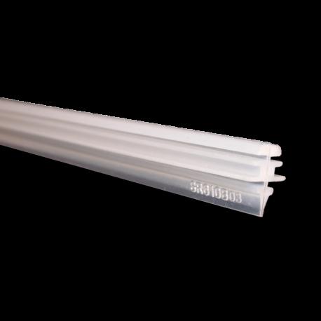 Gumička do stěračů transparentní silikonová 610mm