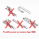 Stěrač pružný HEYNER ALL SEASONS 350mm