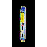 Sada přesných flat stěračů 55+53cm SLOT AUDI / CADILLAC Compass