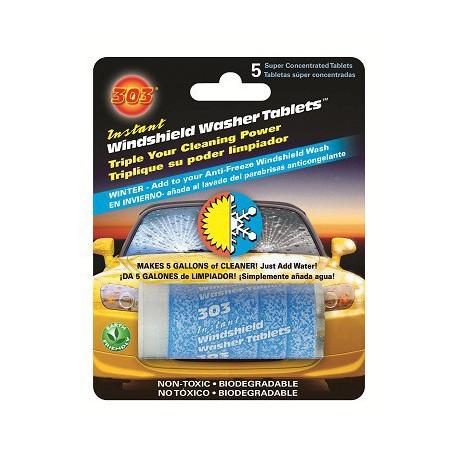 Gold Eagle Celoroční tablety do ostřikovače blistr 5 ks pro až 20 litrů směsi