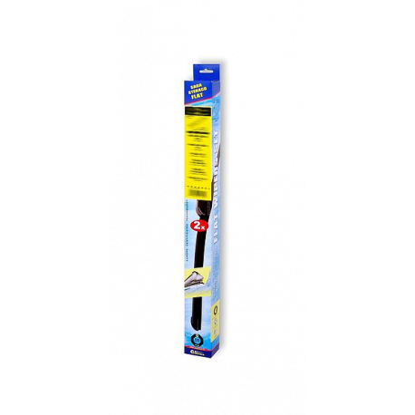 Sada přesných flat stěračů 35+35cm HÁK JEEP WRANGLER Compass